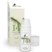 Sativa Hand Care Cream - Крем для рук ухаживающий №14, 50 мл