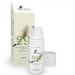 Фото Sativa Moisturising Face Fluid - Крем флюид для лица увлажняющий для всех типов кожи №29, 50 мл