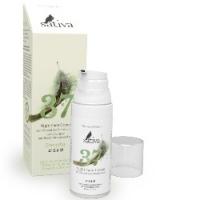 Купить Sativa Night Face Cream - Ночной крем для лица для жирного и комбинированного типа кожи №37, 50 мл