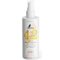 Купить Sativa Sprey-Conditioner Leav-in for Frizzy Hair - Спрей-кондиционер для непослушных волос №42, 150 мл