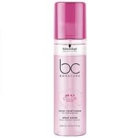 Купить Schwarzkopf BC Bonacure pH 4.5 Color Freeze Spray Conditioner - Спрей-кондиционер для окрашенных волос, 200 мл, Schwarzkopf Professional