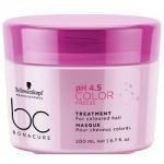 Фото Schwarzkopf BC Bonacure pH 4.5 Color Freeze Treatment - Маска для окрашенных волос, 200 мл