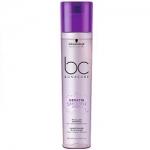 Фото Schwarzkopf BC Keratin Smooth Perfect Micellar Shampoo - Мицеллярный шампунь для гладкости волос, 250 мл