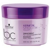 Купить Schwarzkopf BC Keratin Smooth Perfect Treatment - Маска для гладкости волос, 200 мл, Schwarzkopf Professional