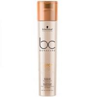 Купить Schwarzkopf BC Q10+ Time Restore Micellar Shampoo - Шампунь мицеллярный для зрелых волос, 250 мл, Schwarzkopf Professional