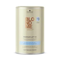 Schwarzkopf BlondMe - Обесцвечивающая пудра 9+ для волос 450 г