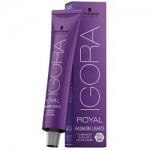 Фото Schwarzkopf Igora Royal Fashion Light - Перманентная крем-краска для мелирования волос, L-89, 60 мл