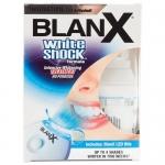 Фото Blanx Whith Shock Treatment and Led Bite - Зубная паста Отбеливающий уход и световой активатор, 50 мл