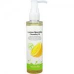 Фото Secret Key Lemon Sparkling Cleansing Oil - Масло гидрофильное с экстрактом лимона, 150 мл