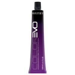 Фото Selective Colorevo - Крем-краска для волос, тон 1.1, черно-синий, 100 мл