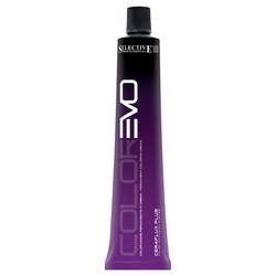 Фото Selective Colorevo - Крем-краска для волос, тон 5.5, светло-каштановый махагоновый, 100 мл