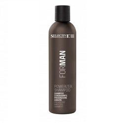 Selective For Man Shampoo - Шампунь для профилактики выпадения волос 250 мл