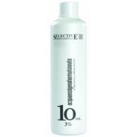 Купить Selective Oligomineral Acqua Ossigenata Emulsionata 10 vol - Оксигент 3% для олигоминеральной крем-краски, 1000 мл, Selective Professional