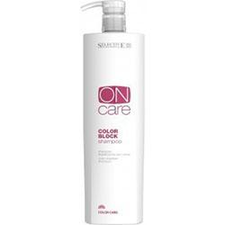 Selective On Care Tech Color Block Shampoo - Шампунь для стабилизации цвета 750 мл