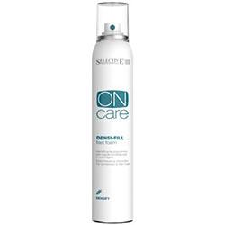 Фото Selective Professional Densi-Fill Fast Foam - Спрей филлер для ухода за поврежденными или тонкими волосами, 200 мл.