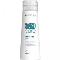 Selective Professional Densi-Fill Shampoo - Шампунь филлер для ухода за поврежденными или тонкими волосами, 250 мл.