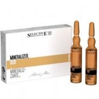 Selective Professional Mineralizer - Реструктурирующий лосьон для волос, 10*12 мл