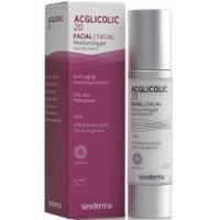 Купить Sesderma Acglicolic 20 Moisturizing Gel - Увлажняющий гель для жирной кожи AHA 15%, 50 мл