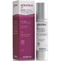 Купить Sesderma Acglicolic 20 Moisturizing Cream-Gel - Крем-гель увлажняющий для смешанной кожи AHA 15%, 50 мл