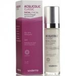 Фото Sesderma Acglicolic Classic Moisturizing Gel - Гель увлажняющий для жирной кожи AHA 8%, 50 мл