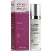 Купить Sesderma Acglicolic Classic Moisturizing Cream-Gel - Увлажняющий крем-гель для смешанной кожи AHA 10%, 50 мл