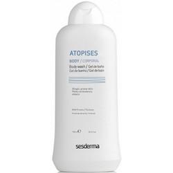 Фото Sesderma Atopises Body Wash Gel - Гель для душа для сухой и атопичной кожи, 750 мл