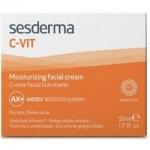 Sesderma C-Vit Moisturizing Facial Cream - Увлажняющий крем для лица, 50 мл