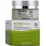 Фото Sesderma Factor G Renew Anti-Aging - Регенерирующий крем от морщин, 50 мл