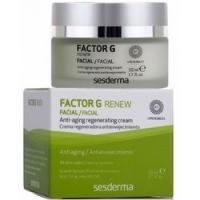 Sesderma Factor G Renew Anti-Aging - Регенерирующий крем от морщин, 50 мл