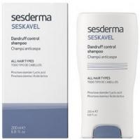 Купить Sesderma Seskavel Dundruff Control Shampoo - Шампунь от перхоти, 200 мл