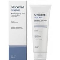 Купить Sesderma Seskavel Revitalizing Hair Mask - Ревитализирующая маска для волос, 200 мл