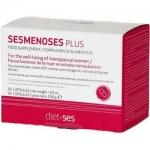 Фото Sesderma Sesmenoses Plus Food Supplement - Пищевая добавка БАД к пище Сесменосес плюс, 60 капсул