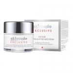 Фото Skincode Exclusive Cellular Firming And Lifting Neck Cream - Крем для шеи клеточный укрепляющий и подтягивающий, 50 мл