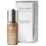 Фото Skincode Exclusive Cellular Overnight Restoration Oil - Масло клеточное ночное восстанавливающее, 30 мл