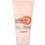 Фото Skinfood Premium Tomato Milky Face Pack - Маска для лица с экстрактом томата, 150 г
