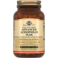 Solgar Advanced Acidophilus Plus - Ацидофилус плюс в капсулах, 60 шт