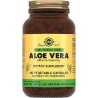 Solgar Aloe Vera - Алоэ Вера в капсулах, 100 шт фото