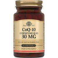 Solgar CoQ-10 30 mg - Коэнзим Q-10 30 мг в капсулах, 30 шт