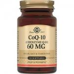 Фото Solgar CoQ-10 60 mg - Коэнзим Q-10 60 мг в капсулах, 30 шт