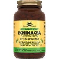 Solgar Echinacea - Экстракт эхинацеи пурпурной 440 мг в капсулах, 100 шт