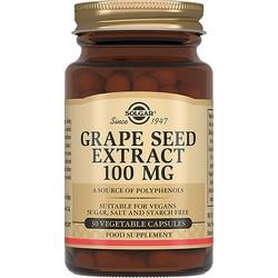 Фото Solgar Grape Seed Extract 100 mg - Экстракт виноградных косточек в капсулах, 30 шт