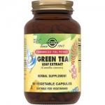 Фото Solgar Green Tea - Экстракт листьев зеленого чая в капсулах, 60 шт