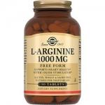 Фото Solgar L-Arginine 1000 mg - L-аргинин в таблетках, 90 шт