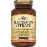 Фото Solgar Magnesium Citrate - Цитрат магния 200 мг в таблетках, 60 шт