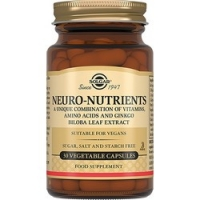 Solgar Neuro-Nutrients - Неронутриентс в капсулах, 30 шт