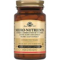Купить Solgar Neuro-Nutrients - Неронутриентс в капсулах, 30 шт