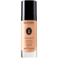 Купить Sothys Age-Defying Foundation - Тональная основа с разглаживающим действием, тон B40 бежевая, 30 мл