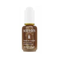 Sothys Clarte & Comfort Concentrated Serum - Концентрированная сыворотка для укрепления и защиты сосудов 30 мл