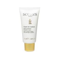 Купить Sothys Clarte & Comfort Protective Cream - Крем защитный для чувствительной кожи и кожи с куперозом 50 мл