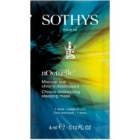 Sothys nO2ctuelle Crono-Destressing Sleeping Mask - Маска ночная, восстанавливающая, 8*4 мл фото